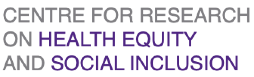 The Centre for Research on Health Equity and Social Inclusion